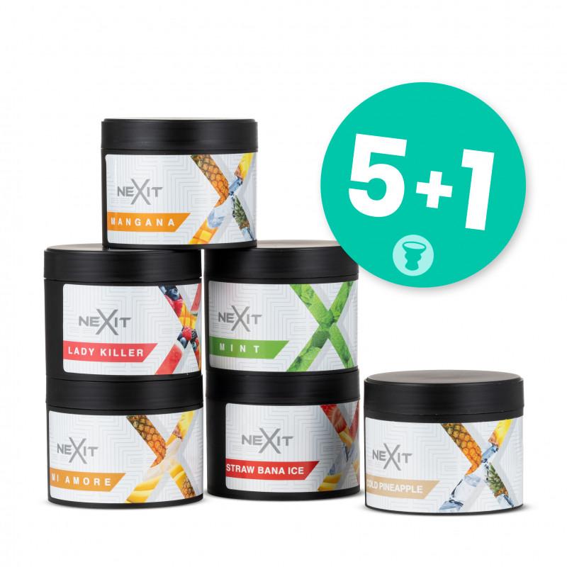 Pack Nexit 5+1 gratuit