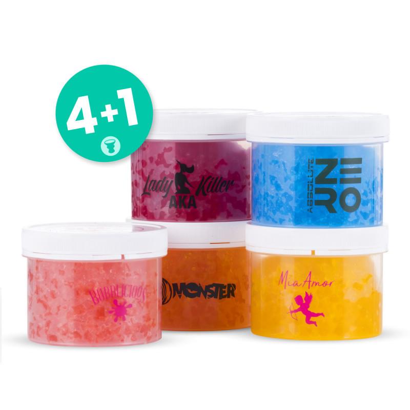 Pack Ice Cool 4+1 offert