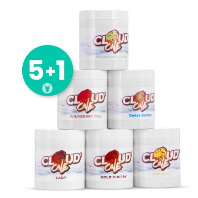 Pack Cloud One 5 +1 gratuit