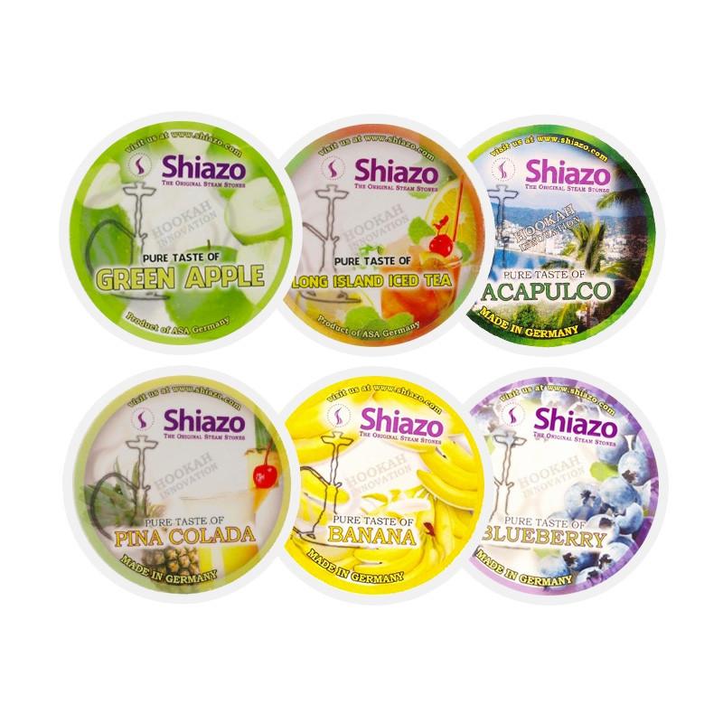 Pack Shiazo 5+1 gratuit