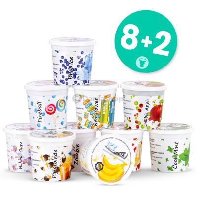 Pack Ice frutz 8+2 gratuits