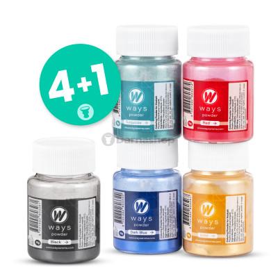 Ways Powder 4+1