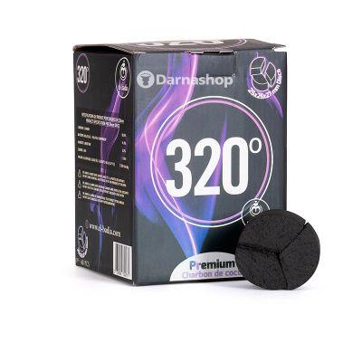 Charbon 320° DISC  3B 1kg